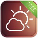 Weather Book Free - 世界のあらゆる場所のための15日間の天気予報