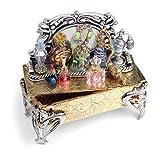 Sweet Romance Miniature Perfume Tray Storybox