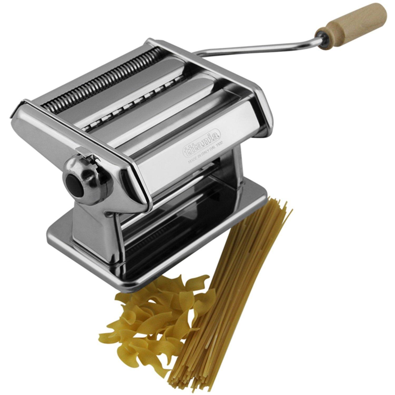 Macchina pasta titania 190 imperia pasta in casa fresca ebay - Macchina per pasta fresca in casa ...