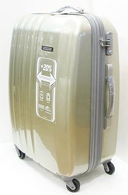 【クリックで詳細表示】[アメリカンツーリスター] AMERICAN TOURISTER Stream-Alfa / ストリームアルファ スピナー66(66cm/66L/4.1Kg) (スーツケース・キャリーケース・トラベルバッグ・TSAロック装備・大容量・軽量・エキスパンダブル・ファスナー・保証付) 40T*54012 54 (スレートグリーン): シューズ&バッグ:通販