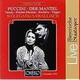 Puccini - Il tabarro (Der Mantel)par Wolfgang Sawallisch