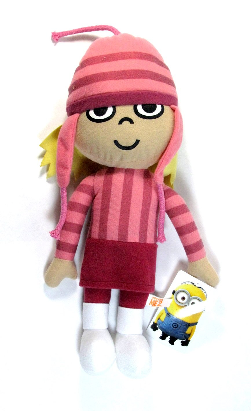 Edith Plush Doll