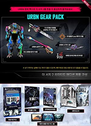 The Surge 2 Limited Edition Korean Edition - PlayStation4