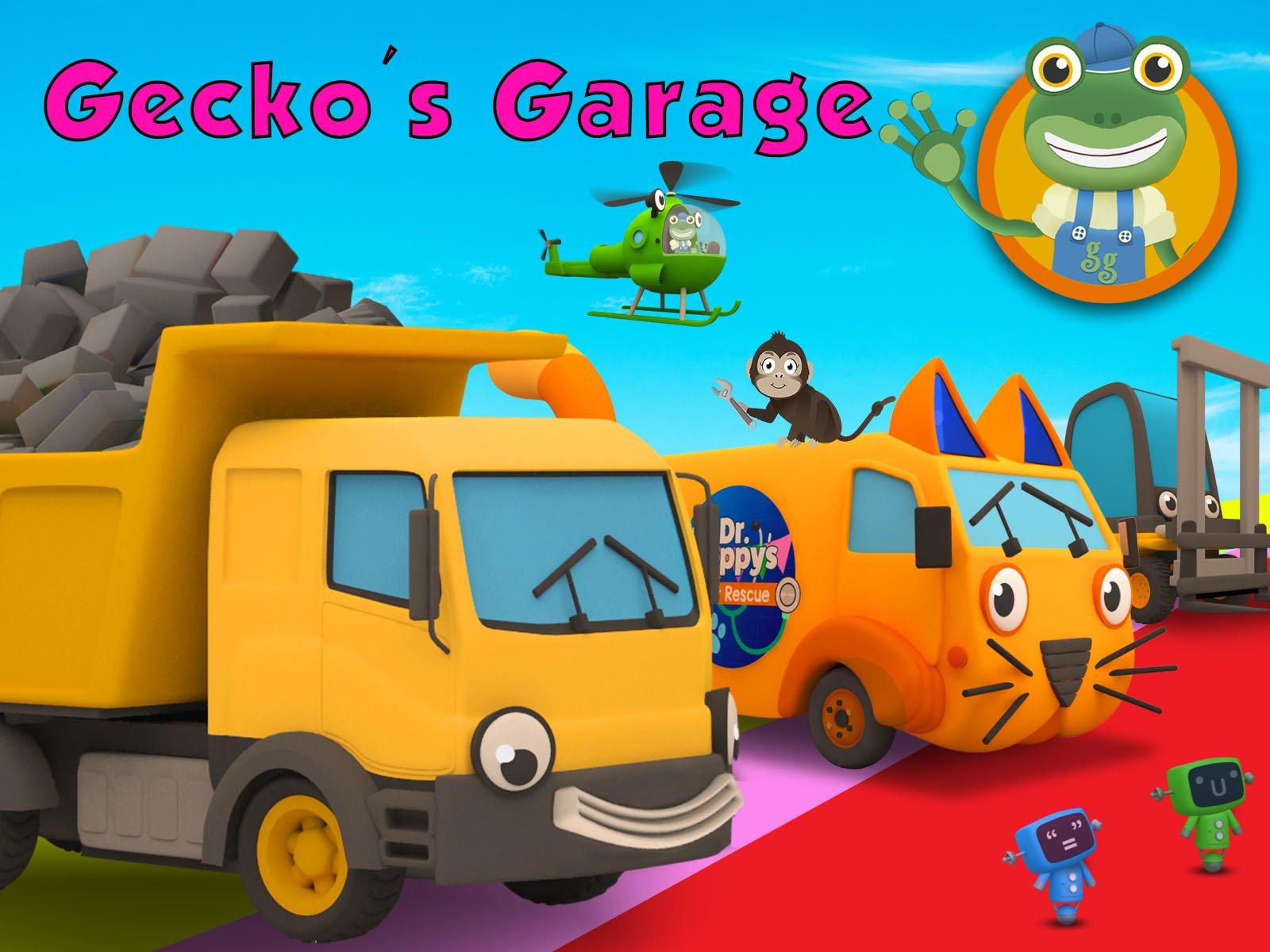 Gecko's Garage - Season 3