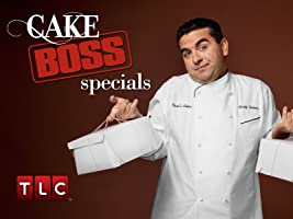 Cake Boss Specials Season 1 [HD]