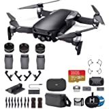 DJI Mavic Air Fly More Combo (Black) (Color: Black)