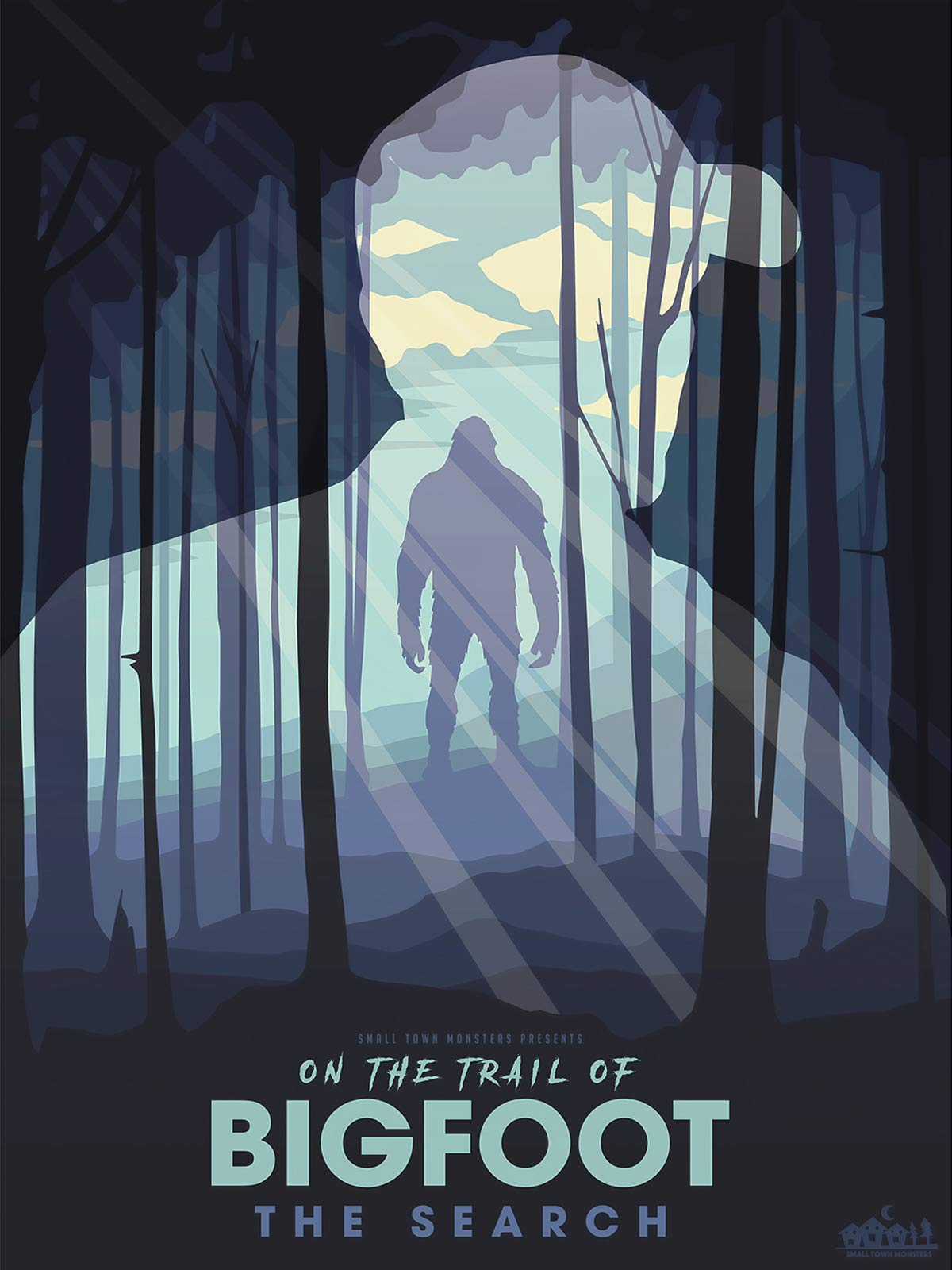 On the Trail of Bigfoot: The Search on Amazon Prime Video UK