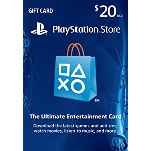Best $20 PlayStation Store Gift Card Review