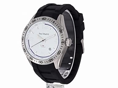 Viceroy Men&#8217;s Real Madrid 432833-05 Black Luminous Watch $74.99
