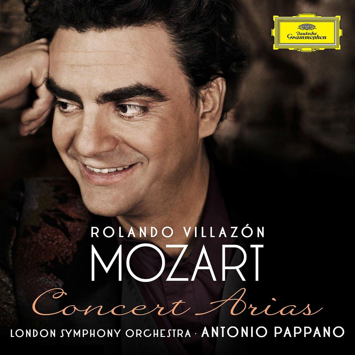 "Rolando Villazón: ""Mozart Arias"" album trailer"