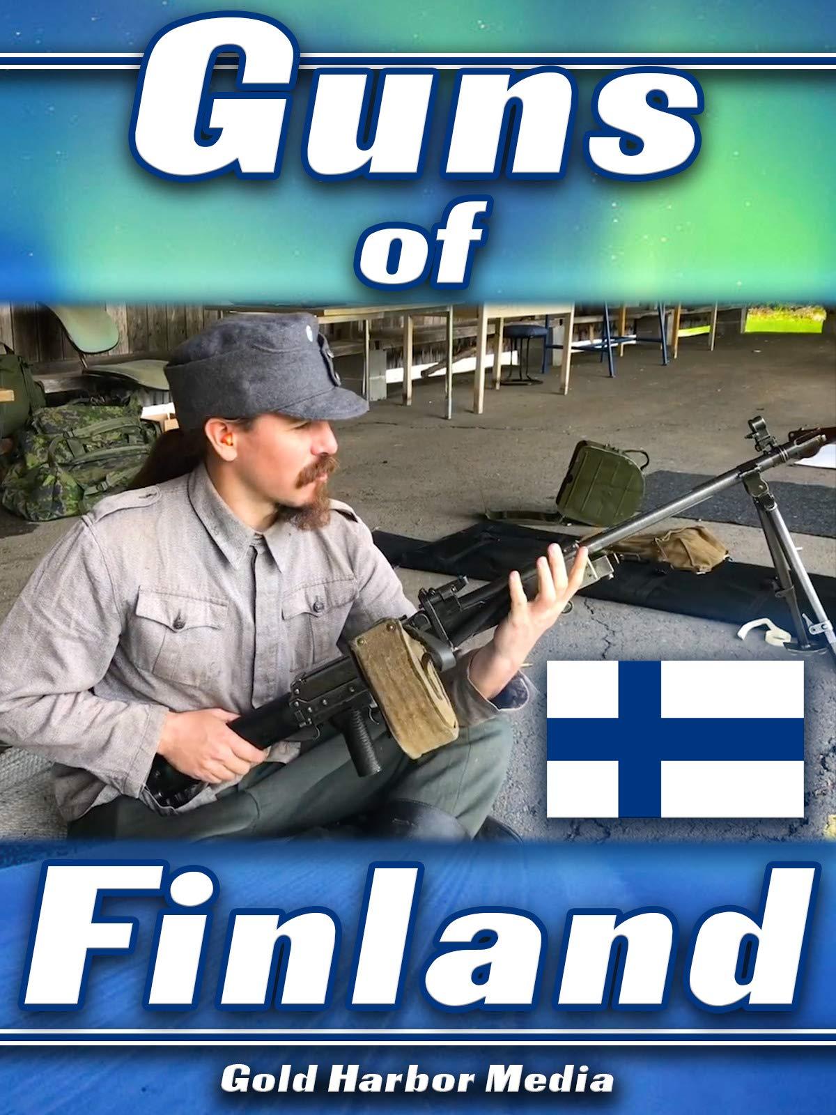 Guns of Finland