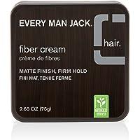 Every Man Jack Fragrance Free Fiber Cream (75 Gram)