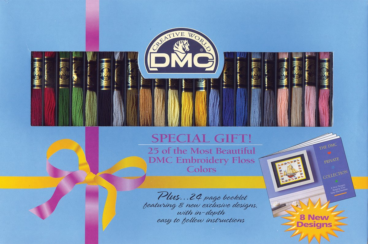 Вышивка The DMC Corporation DMC 117GIFT
