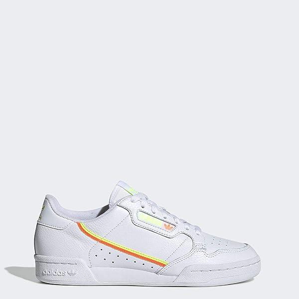 adidas Continental 80 W Women's (Color: Cloud White Solar