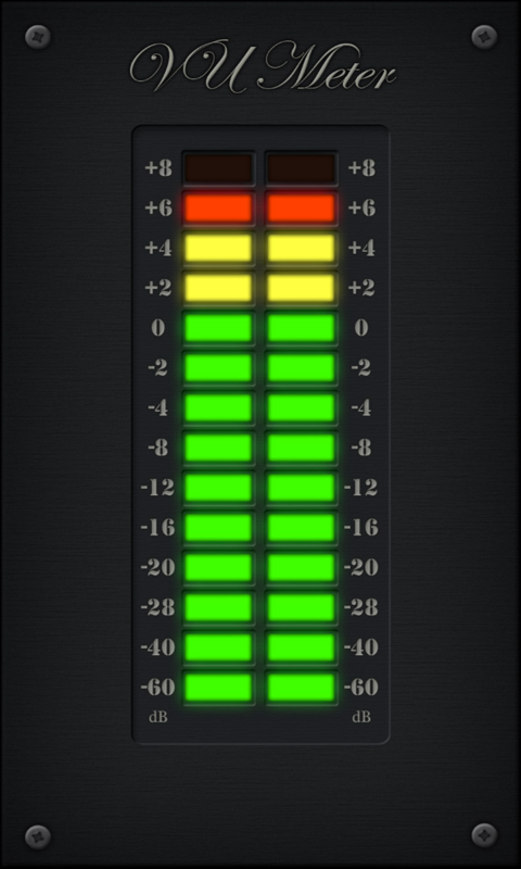 Digital Vu Meter : Amazon vu meter appstore for android
