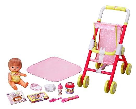 Doll stroller set care full set Mel Chan (japan import)