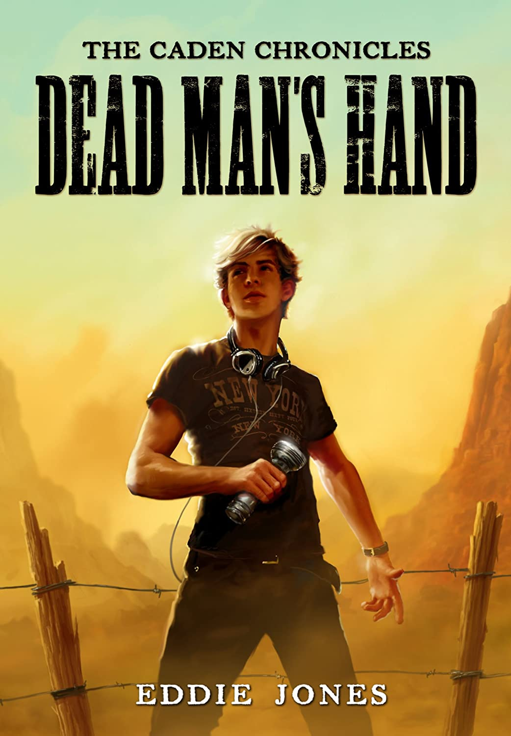 Dead Man's Hand (The Caden Chronicles) [Kindle Edition] Eddie Jones (Author)