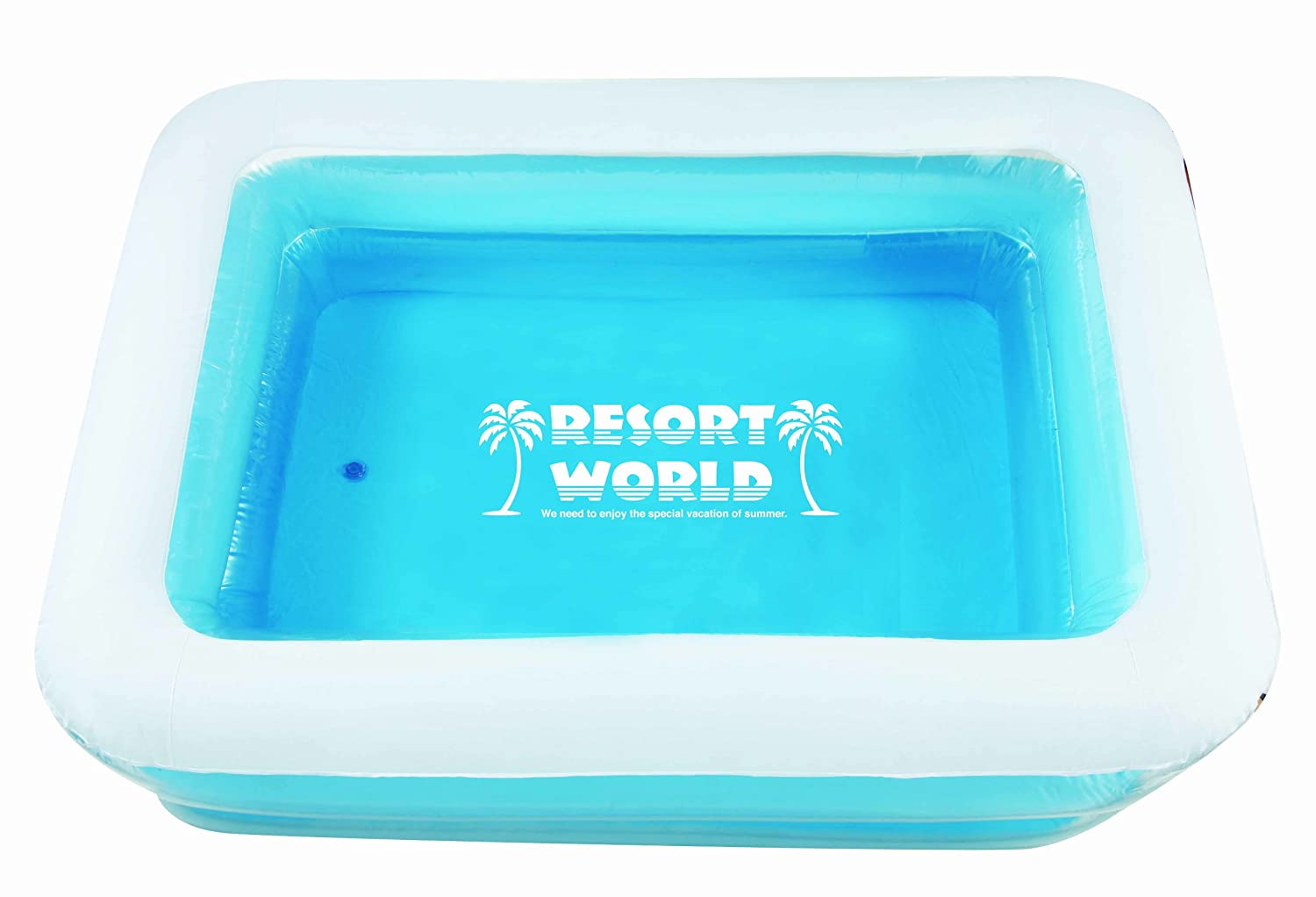 Square pool Big Resorts World 365cm (japan import) günstig kaufen