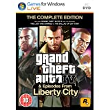 Grand Theft Auto Iv: Complete Edition (Import Version)