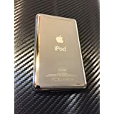 Thick 256GB/500GB/512GB/1TB customizing Metal Back Cover for ipod Video/Classic (512GB-Thick)