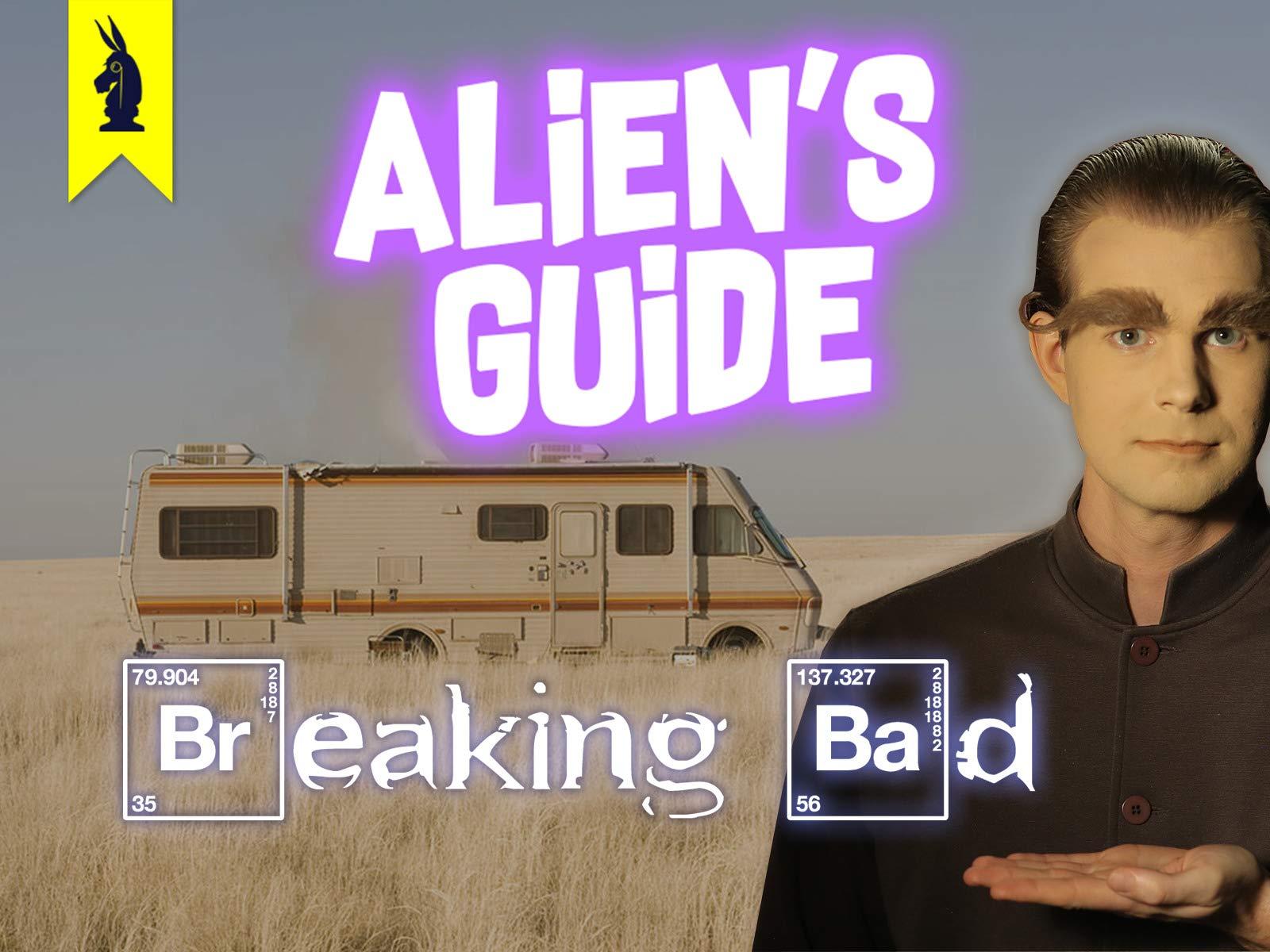 Alien's Guide to Cinema - Season 9