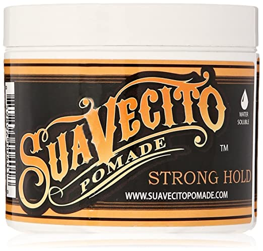 Suavecito - Strong hold mens pomade