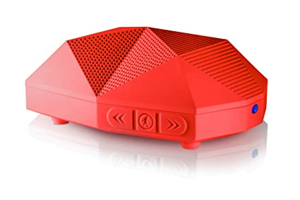 Outdoor Tech Turtle Shell 2.0 Enceinte Bluetooth Rouge