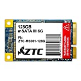ZTC 128GB Bulwark V2 mSATA 6G 50mm Enhanced SSD Solid State Drive Model ZTC-MS001-128G (Tamaño: 128GB)