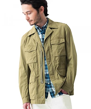 Beste Cotton Twill M-65 Jacket 3225-139-1869: Olive