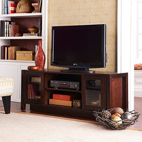 Oak Park TV Stand/ Media Console - Espresso