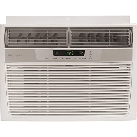 Frigidaire FRA083AT7 8,000 BTU 115-Volt Window-Mounted Mini-Compact Air Conditioner