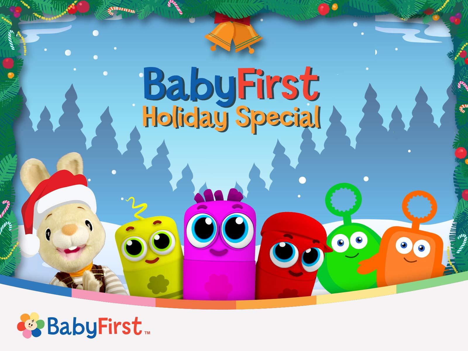 BabyFirst HolidaysSpecial - Season 2