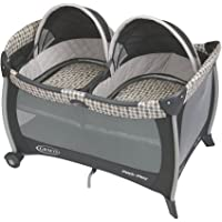 Graco Pack 'n Play Playard with Twins Bassinet (Vance)