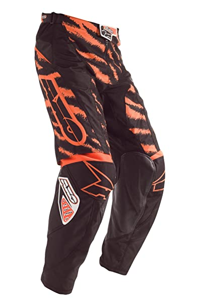 AXO MX3T0054-O04 Dyemax Pants, Taille 46, Orange