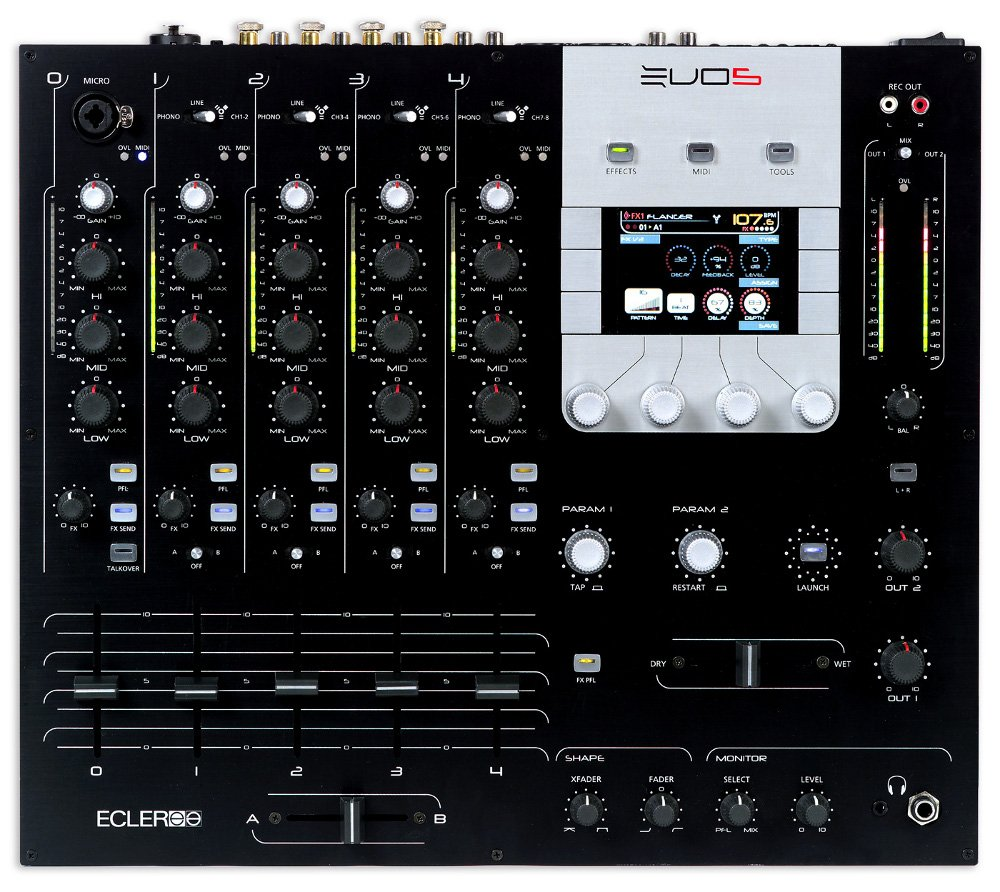 ECLER EVO5 DJ MIXER