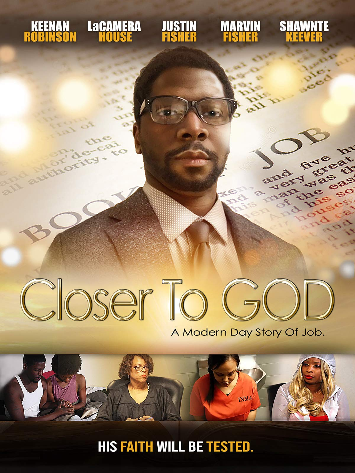 Closer To God on Amazon Prime Video UK