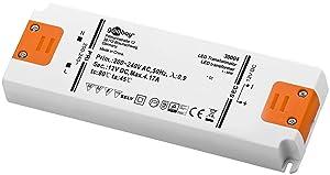 LEDTrafo 50W/12V 12 Volt DC für LEDs bis 50 Watt  Überprüfung und Beschreibung