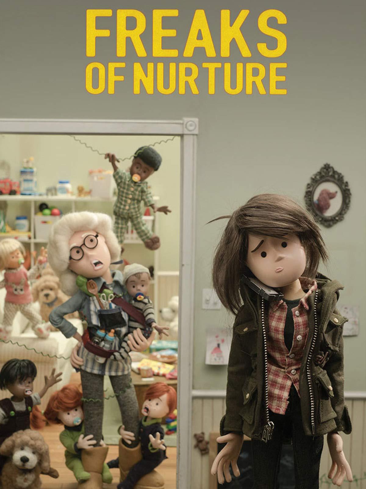 Freaks of Nurture on Amazon Prime Video UK
