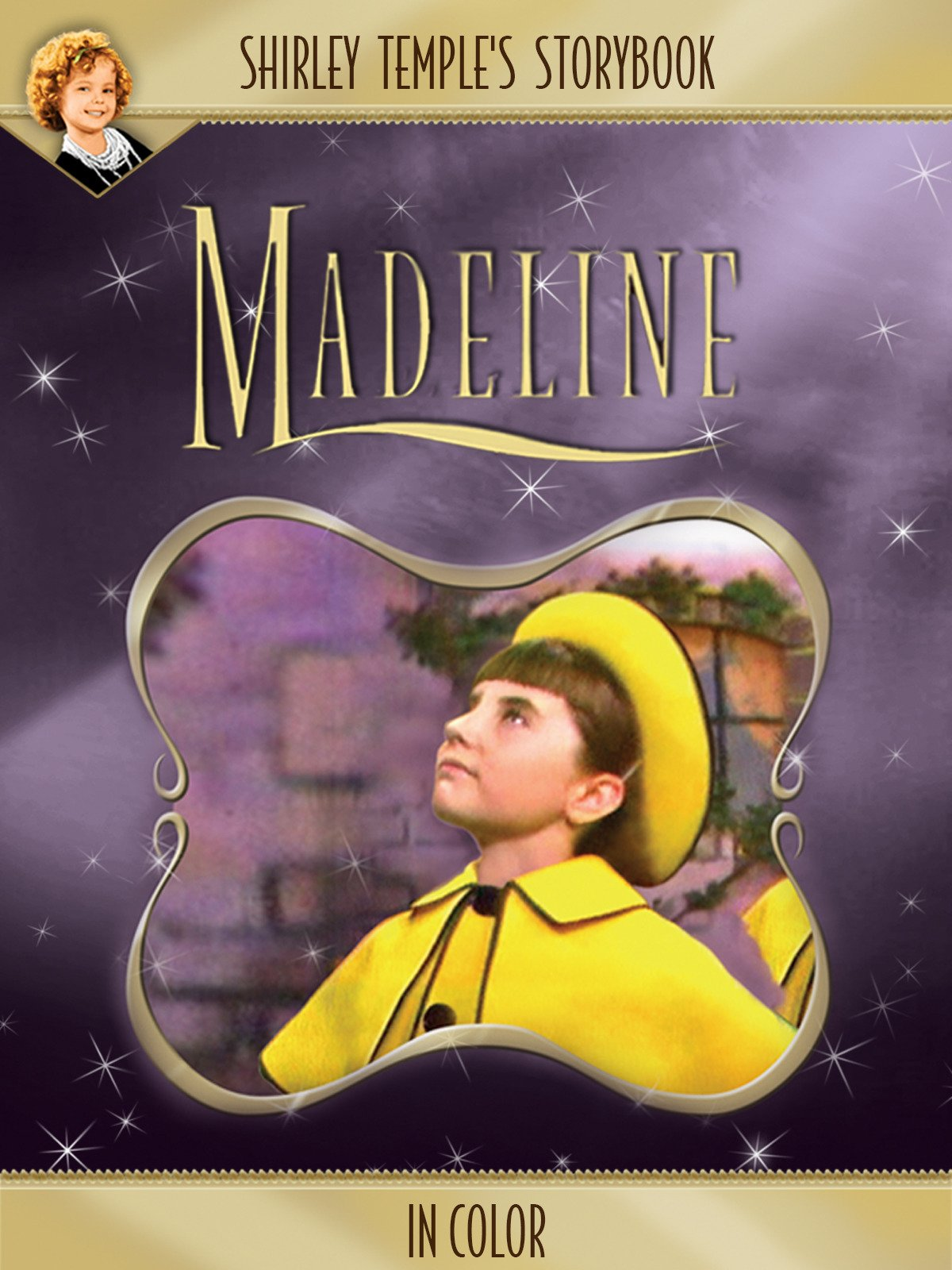 Shirley Temple's Storybook: Madeline (in Color) on Amazon Prime Instant Video UK