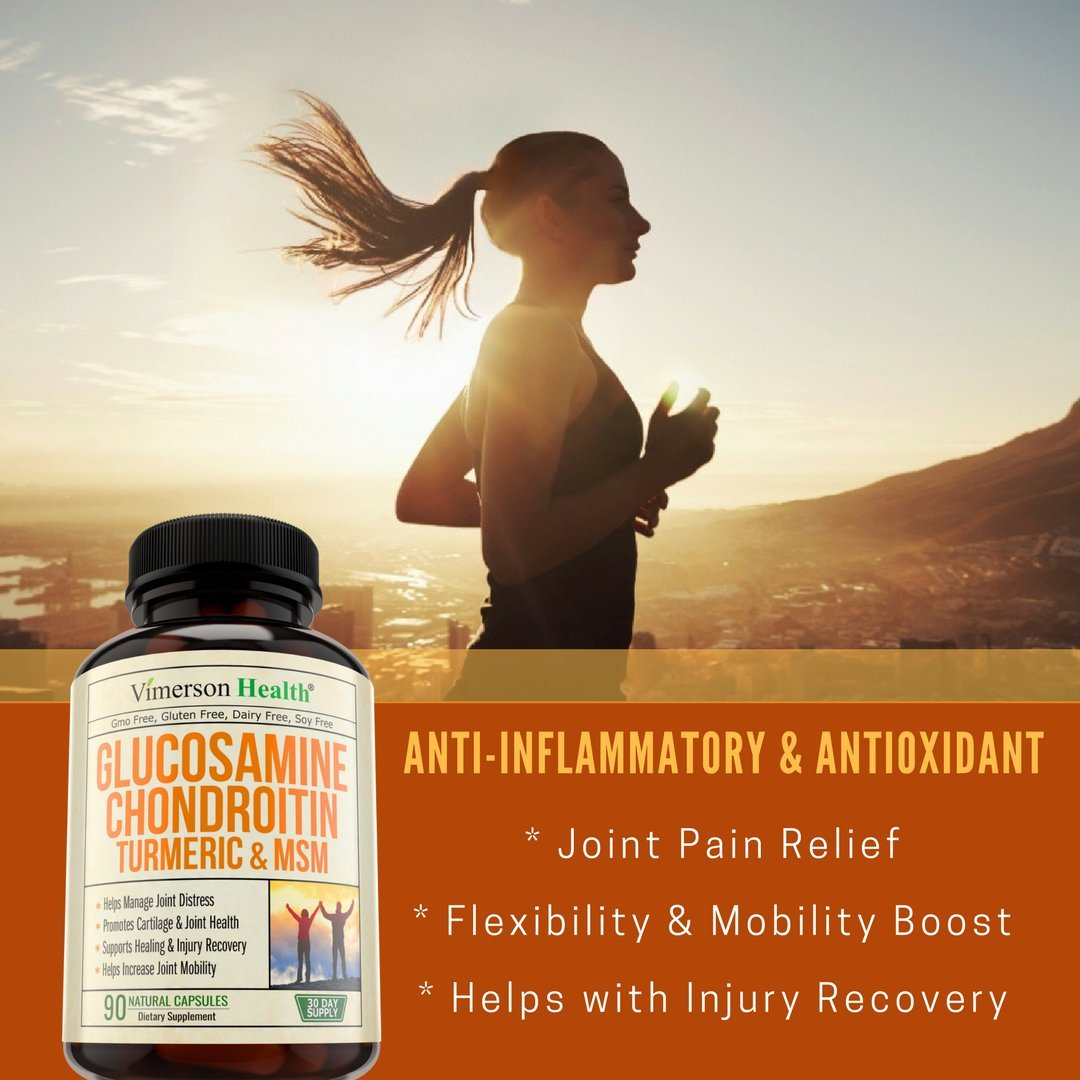 Buy Glucosamine With Chondroitin Now!