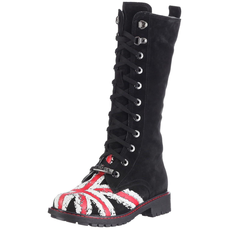 Moschino 3500602-01 24896 , Mädchen Stiefel kaufen