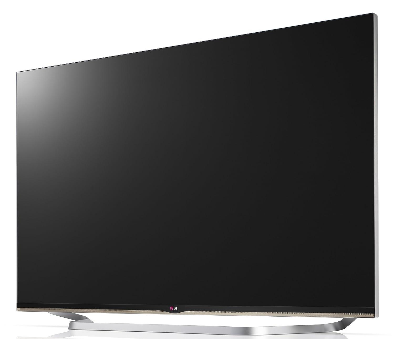 Cinema 3D LED-Backlight-Fernseher Full HD LG 139cm 55Zoll 800Hz MCI DVB-T/C/S CI+ Wireless-LAN Smart TV 2.1 Soundsystem 24 Watt silber dunkel Energieklasse A+ B00JGKL6LW
