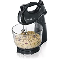 Hamilton Beach Power Deluxe Hand/Stand Mixer