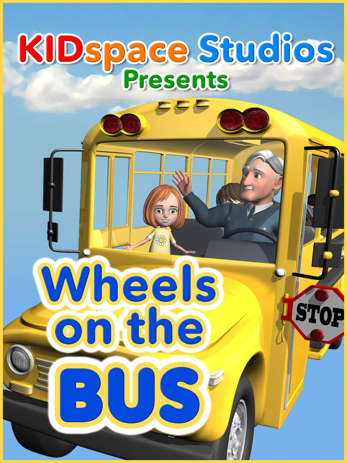 KIDspace Studios Presents: Wheels on the Bus on Amazon Prime Video UK