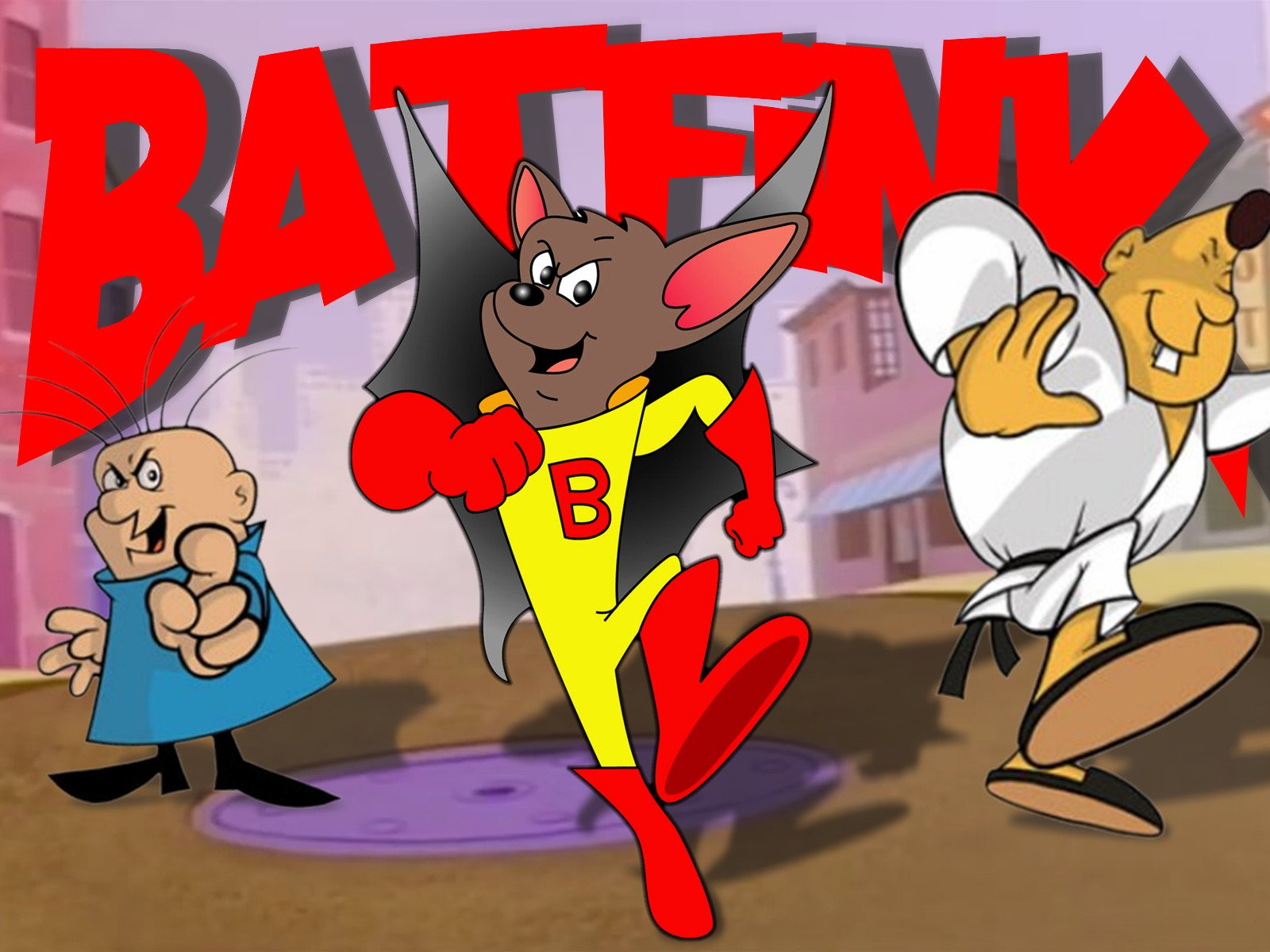 Batfink