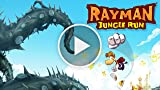 CGR Undertow - RAYMAN: JUNGLE RUN Review for iPhone