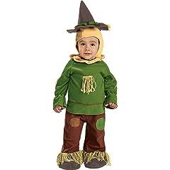 Wizard Of Oz Scarecrow Romper Costume