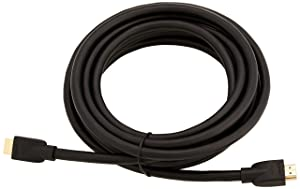 AmazonBasics CL3 Rated HDMI Cable - 15 Feet