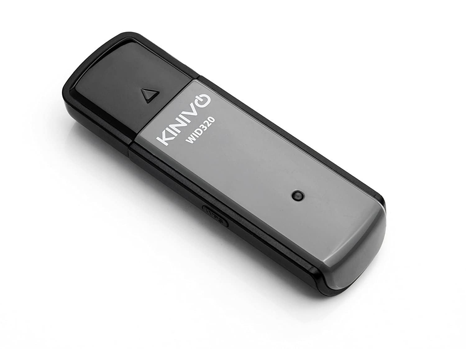 Kinivo 300Mbps Wireless-N USB Adapter – (802.11b/g/n) – Supports Windows 8/ Windows 7/ Vista/ XP $9.99