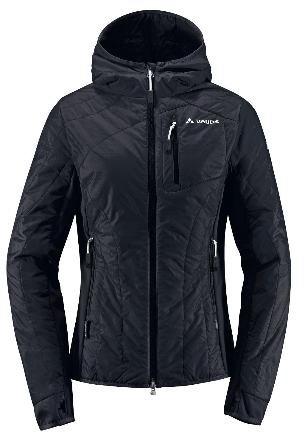 Vaude Womens Sesvenna Jacket schwarz